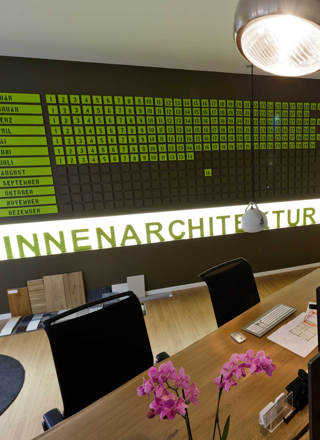 Innenarchitektur für Hotels in München