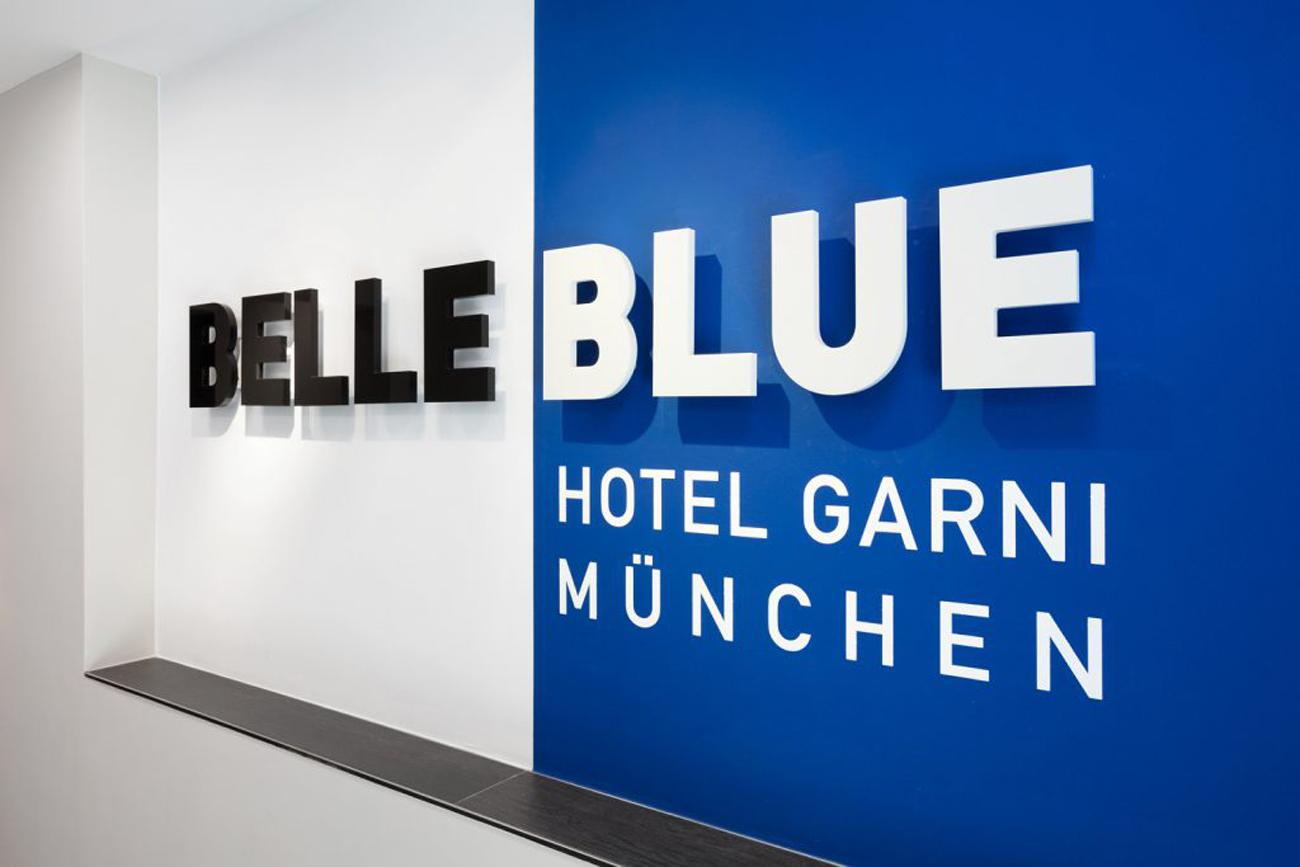 Hotel innenarchitekt München
